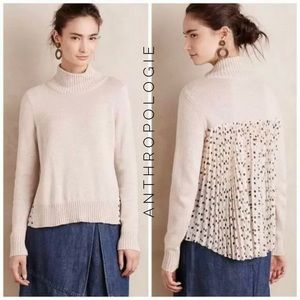 Anthro Moth sweater size XS